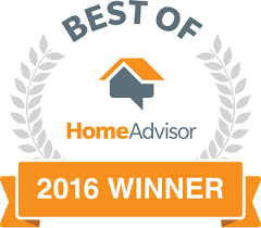 HomeAdvisor 2016 Winner