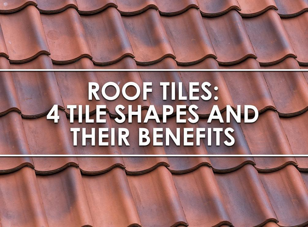 Apart From Their Materials, Tiles Differ Primarily In Shape. As One Of The  Leading Residential And Commercial Roofing Contractors In The Region, ...