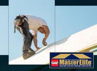 4 Benefits of Working with a GAF Master Elite™ Roofer